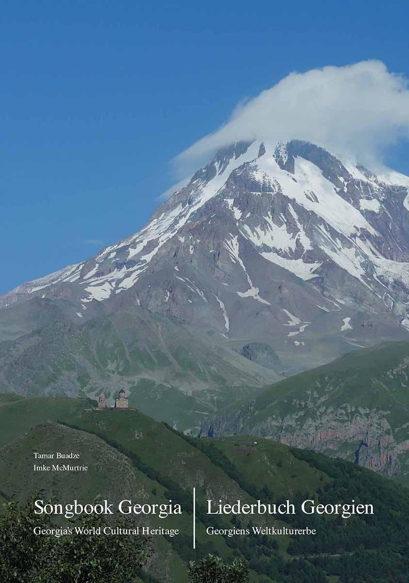 Cover von Liederbuch Georgien