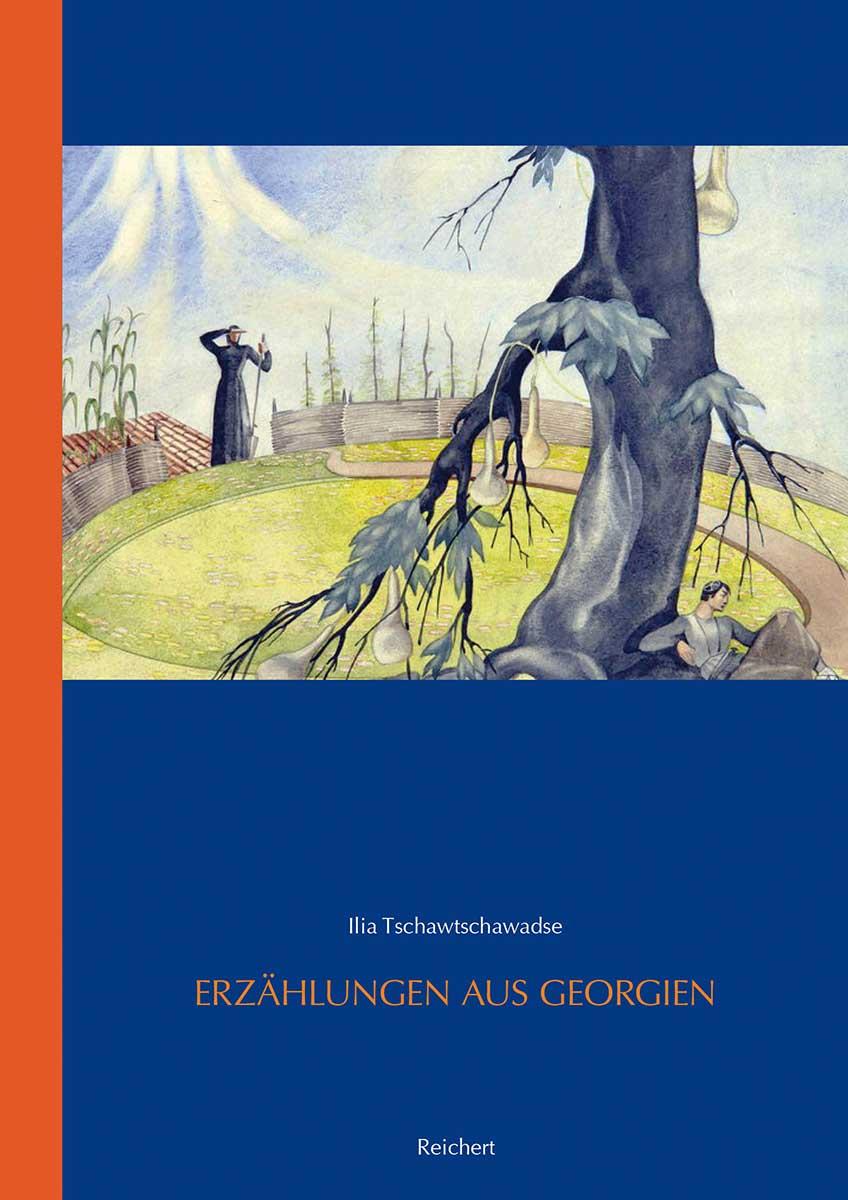 Cover von Erzählungen aus Georgien