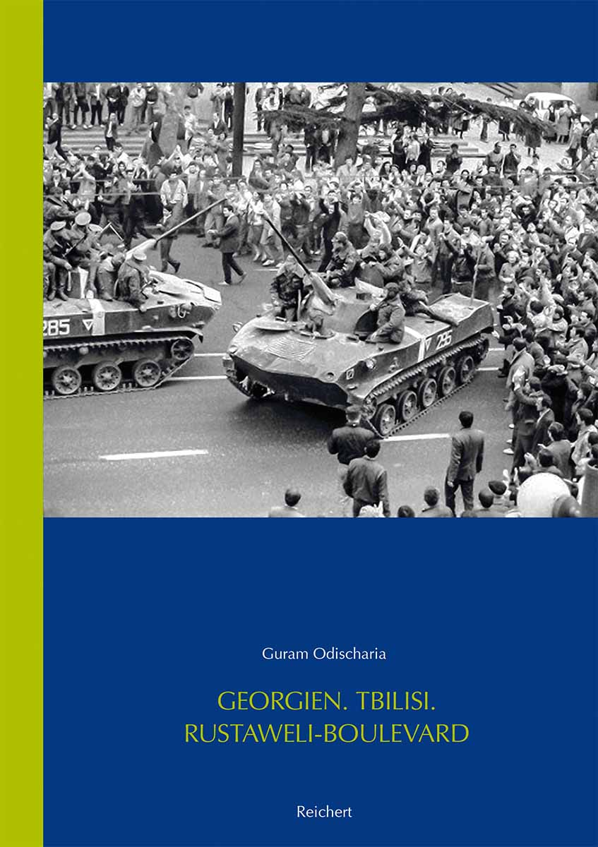 Cover von Georgien. Tbilisi. Rustaweli-Boulevard